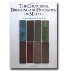 The Colouring, Bronzing, And Patination of Metals Book