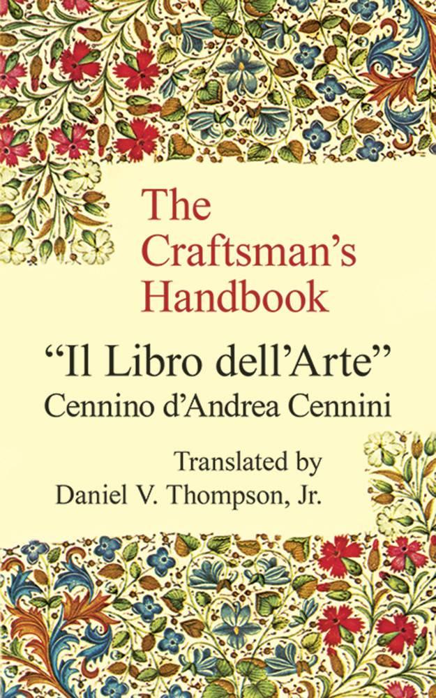 Dover Publications The Craftmans Handbook Book