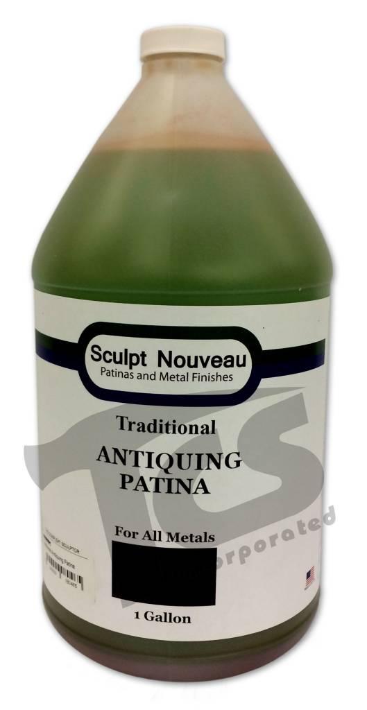 Sculpt Nouveau Traditional Antiquing Patina Gallon