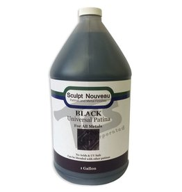 Sculpt Nouveau Universal Black Patina Gallon