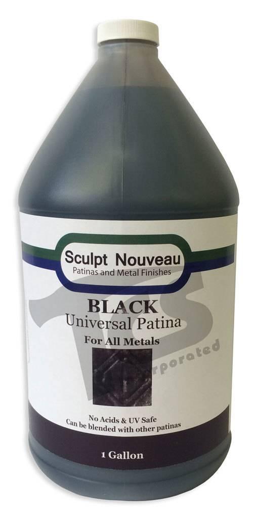 Sculpt Nouveau Universal Black Patina Gallon