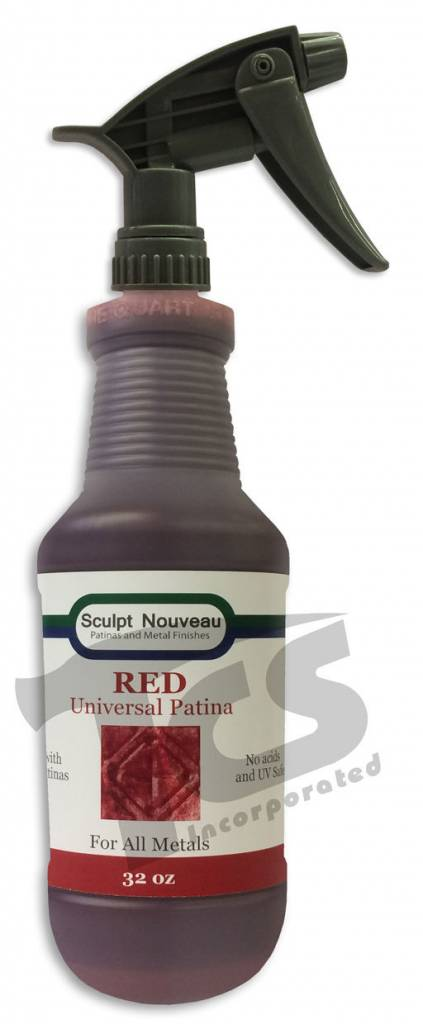 Sculpt Nouveau Universal Red Patina 32oz