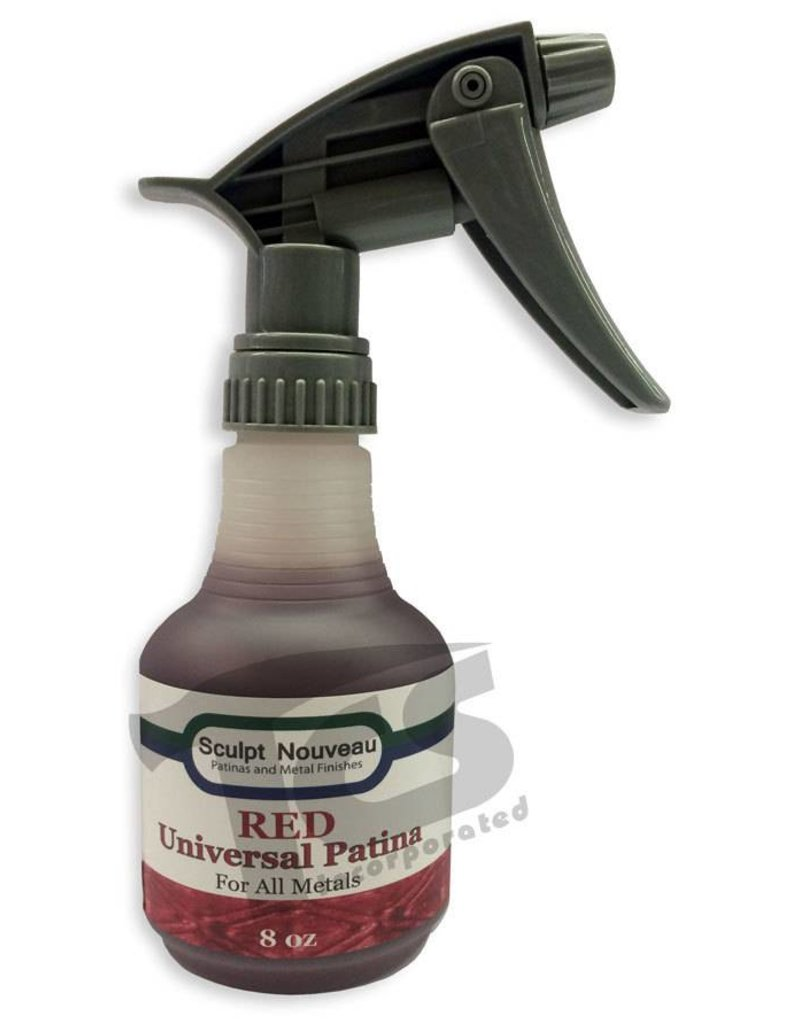 Sculpt Nouveau Universal Red Patina 8oz