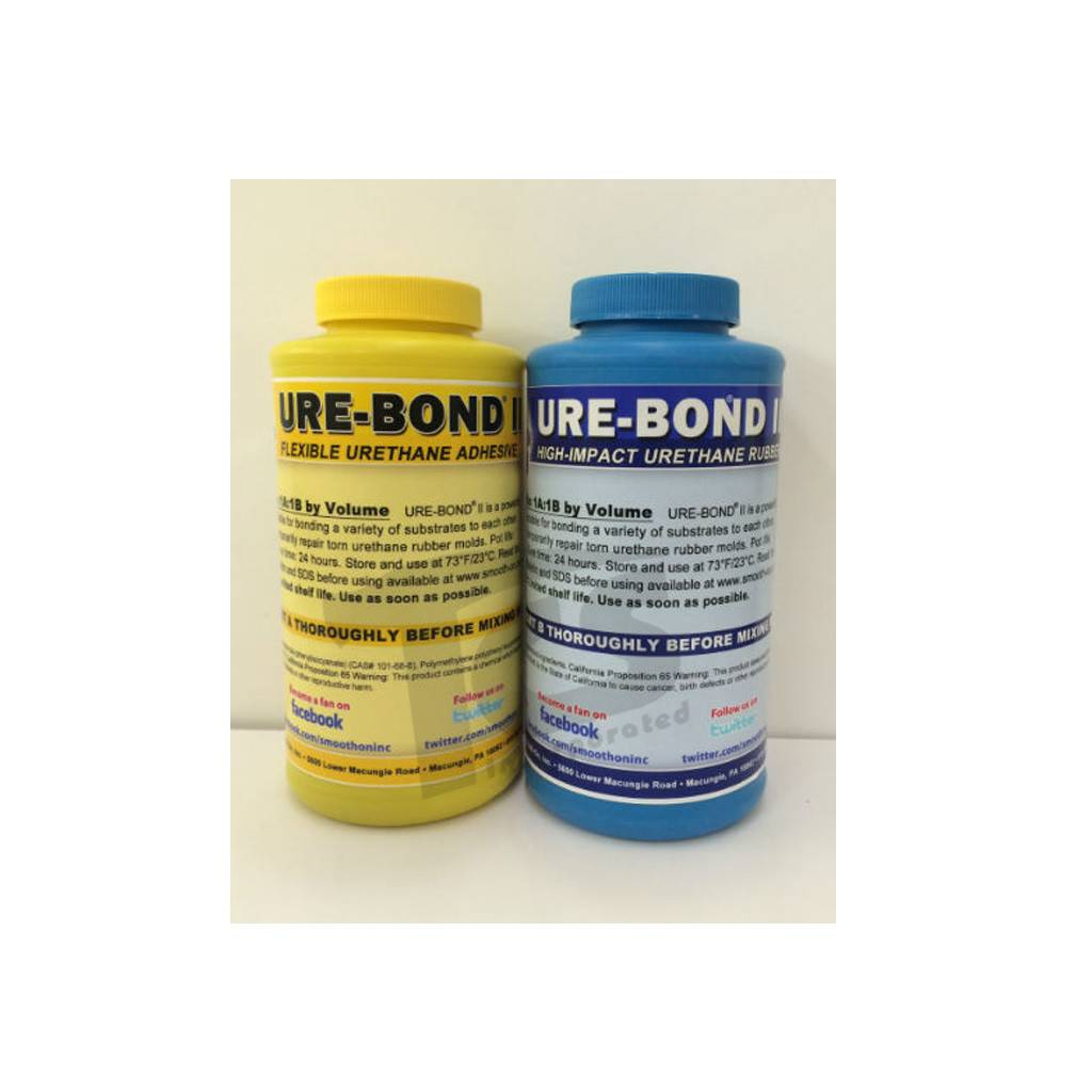 Smooth-On URE-BOND II Trial Kit