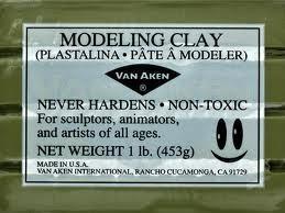 vanaken Van Aken Sculptor Gray 1lb