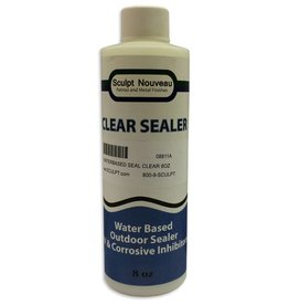 Sculpt Nouveau Water Based Sealer 8oz