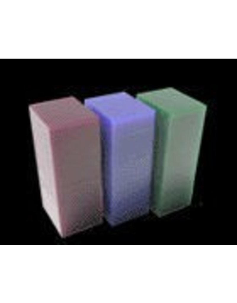 Du-Matt Carving Wax Bar 3 Color Kit 1/2lb