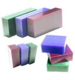 Du-Matt Carving Wax Bar Purple 1/2lb