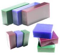 Du-Matt Carving Wax Bar Purple 1lb
