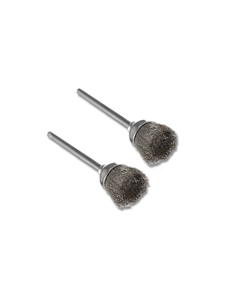 Dedeco International Wire Brush Cup Set 2pc