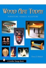 Schiffer Publishing Wood Art Today Meilach Book