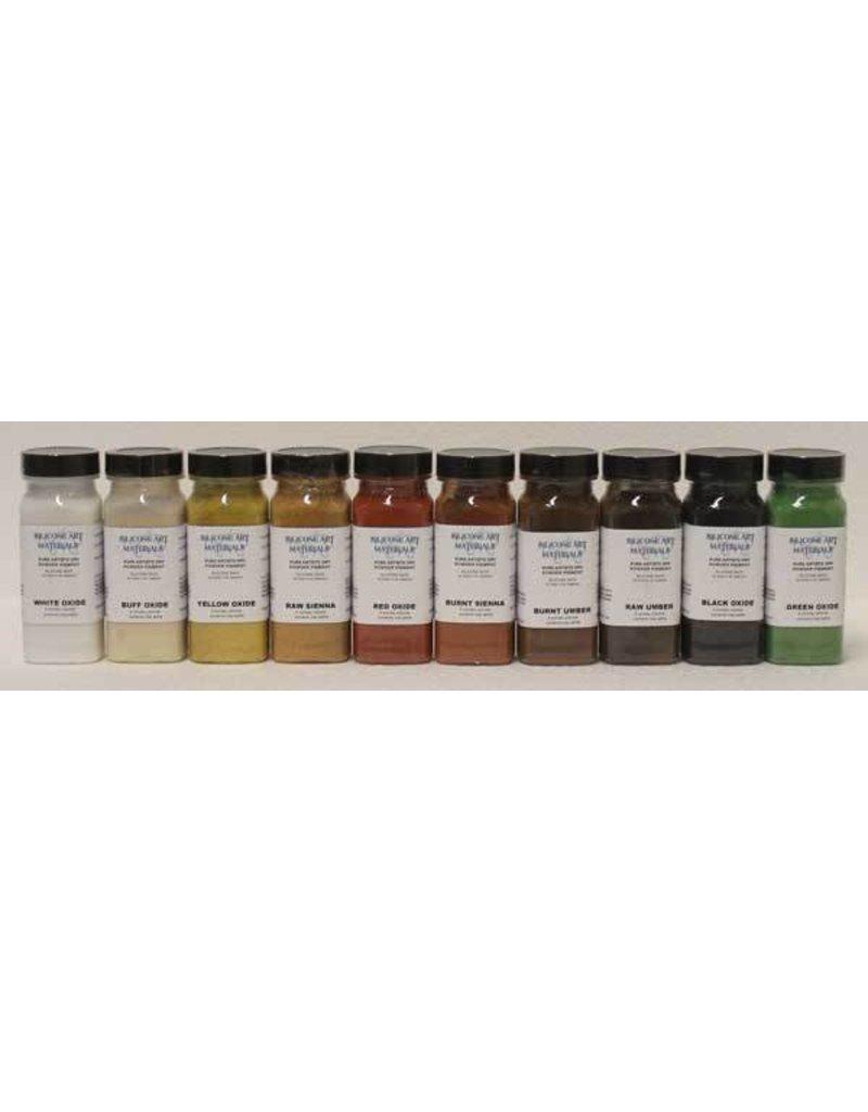 SAM Dry Pigment Yellow Oxide 4oz