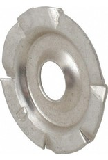 Dico Dico - 3/8'' Buffing Wheel Adaptor Flange (2 Pieces)