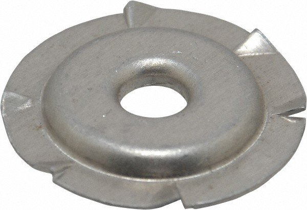 Dico Dico - 1/2'' Buffing Wheel Adaptor Flange (2 Pieces)