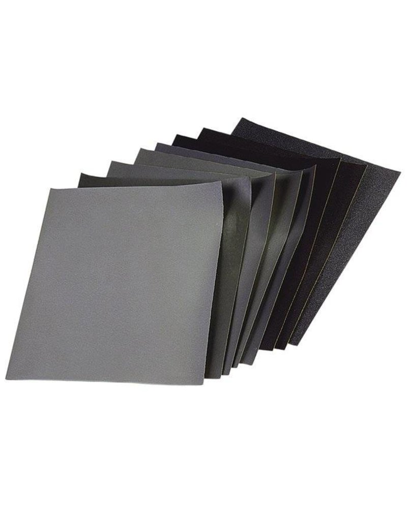 3M Silicon Carbide Sandpaper 100 Grit
