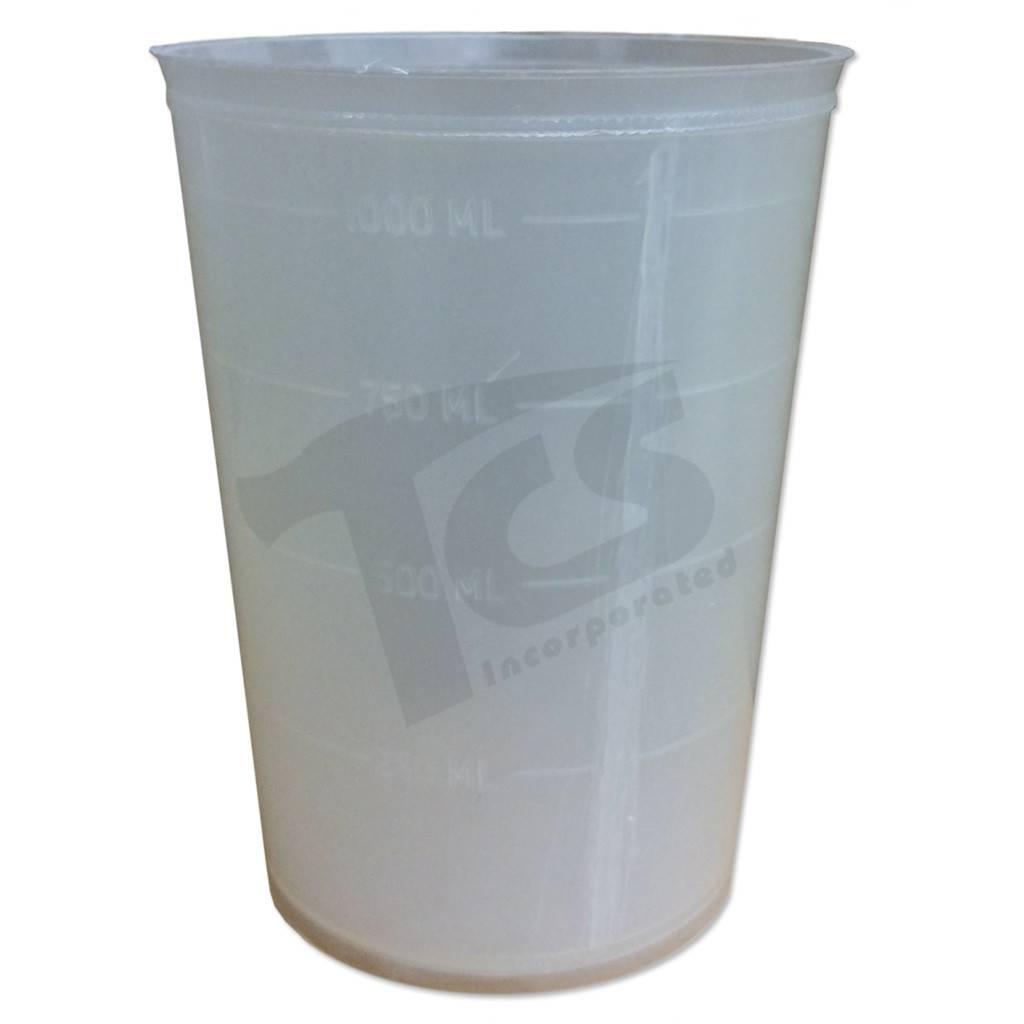 ES Manufacturing Dump Gun Plastic Cup