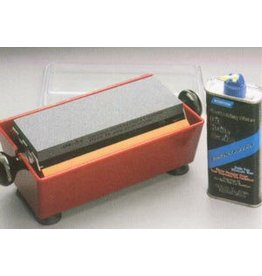 Norton 3 Stone Sharpening Kit 1/2''x2''x6'' Coarse/Medium/Fine