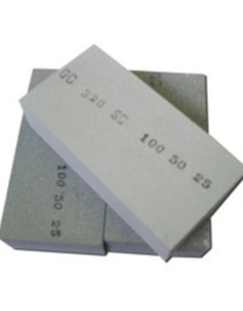 Just Sculpt Silicon Carbide Hand Rubbing Stone Brick 320 Grit
