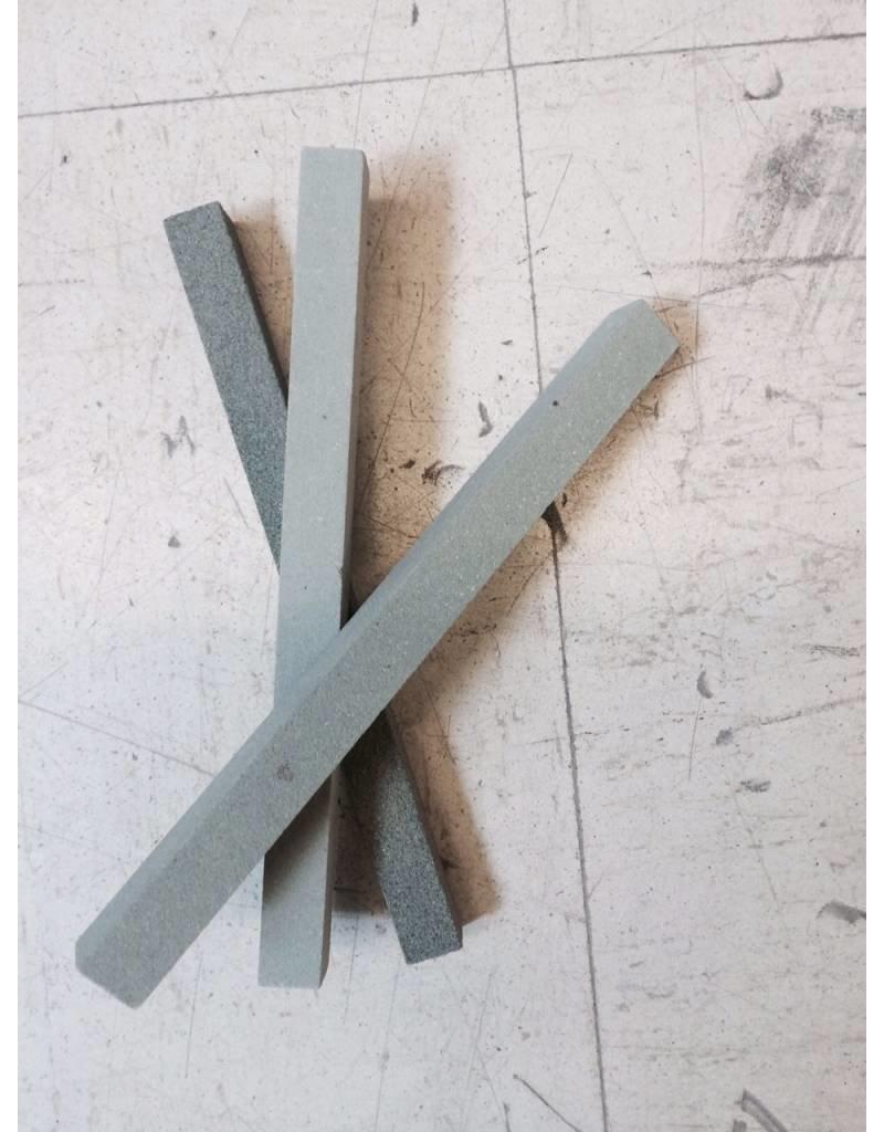 Just Sculpt Silicon Carbide Hand Rubbing Stone .5''x.5''x6'' 220 Grit
