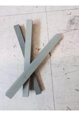 Just Sculpt Silicon Carbide Hand Rubbing Stone .5''x.5''x6'' 320 Grit