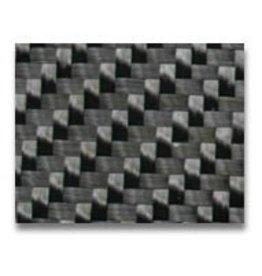 Carbon Fiber Twill Square Foot