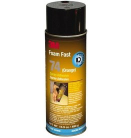 3M 3M Spray Foam Adhesive #74 16.9oz Can