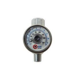 Coilhose 1/4'' In-Line Flow Regulator, Gauge 4012G