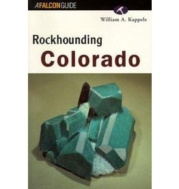 Just Sculpt Rockhounding Colorado Book