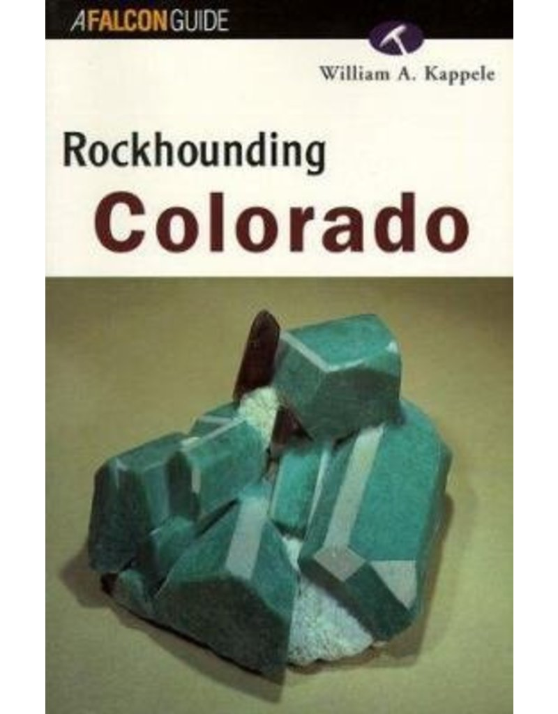 Just Sculpt Rockhounding Colorado Book