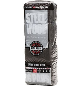Just Sculpt Steel Wool 00 Very Fine