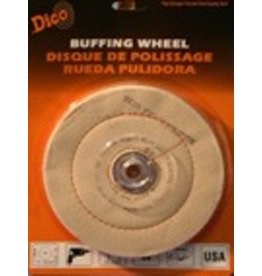 Dico 6'' x 1/2'' Medium Cushion Buff 527-36-6
