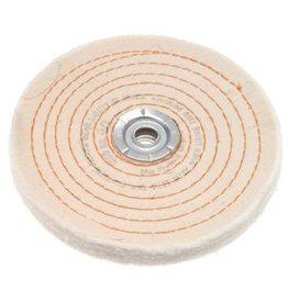 Dico 6'' x 3/8'' Firm Spiral Buff 527-26-6
