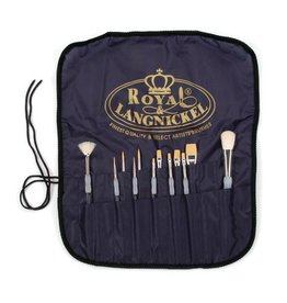 Royal & Langnickel Royal Artist 12pc Brush Set - Soft-Grip Handles