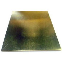 K & S Engineering Brass Sheet .01''x4''x10'' #251