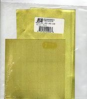 K & S Engineering Brass Sheet .016''x4''x10'' #252