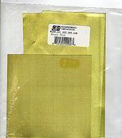 K & S Engineering Brass Sheet .016''x4''x10'' #252