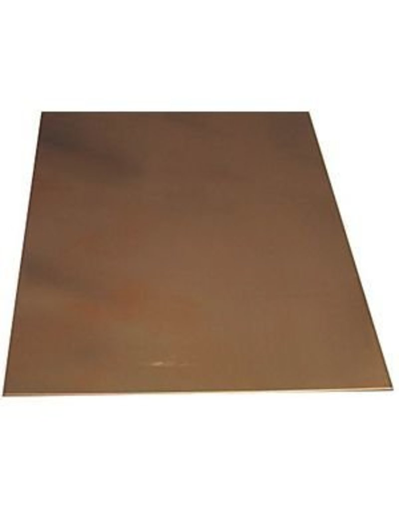 K & S Engineering Copper Sheet .025''x4''x10'' #259