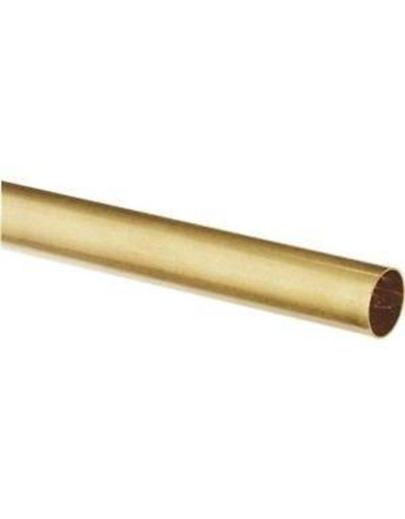K & S Engineering Brass Tube 5/16''x.029''x36'' #9211