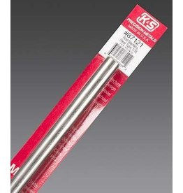 K & S Engineering Stainless Tube 7/16''x22Gx12'' #87121