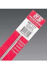 K & S Engineering Stainless Rod 1/16''x12'' (2pcs) #87131