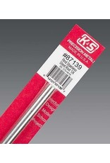K & S Engineering Stainless Rod 1/4''x12'' #87139