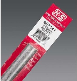 K & S Engineering Stainless Rod 1/2''x12'' #87147