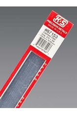 K & S Engineering Stainless Strip .012''x3/4''x12'' #87153