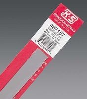 K & S Engineering Stainless Strip .018''x1/2''x12'' #87157
