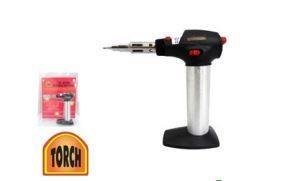 Micro Butane Torch And Soldering Gun