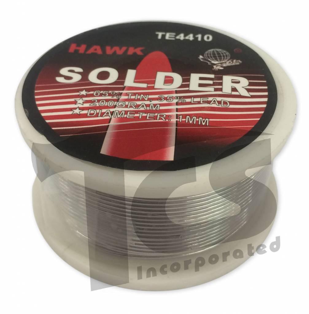 1.5mm x 200 Gram Solder