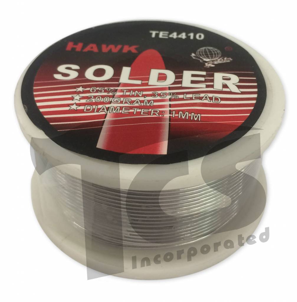 Just Sculpt 1.5mm x 200 Gram Solder