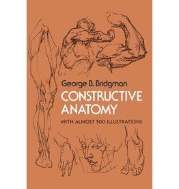 Dover Publications Constructive Anatomy Book