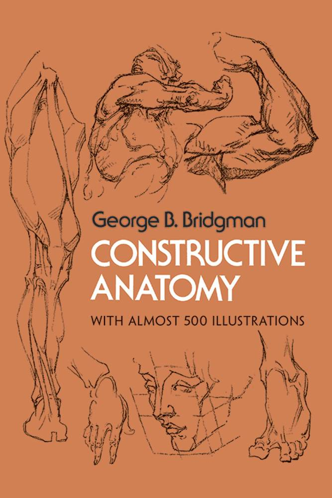 Constructive Anatomy Book