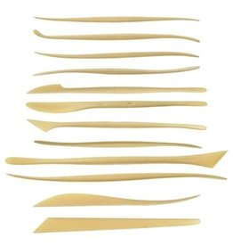 Sculpture House Duron Modeling Tool Set of 12